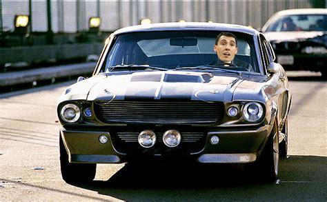 movie nicolas cage cars pablo prigioni dreams of nicolas cage s car from gone in