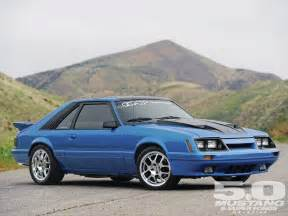 1986 ford mustang gt tribute photo image gallery