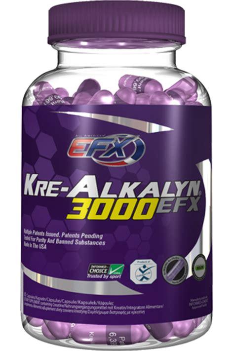 Kre Alkalyn Efx Kre Alkalyn 120 Capsul Caps original efx kre alkalyn 60 capsules the original kre alkalyn from efx