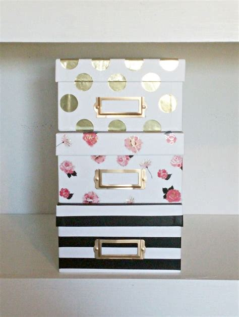 decorative cardboard storage boxes diy 25 best ideas about decorative storage boxes on pinterest