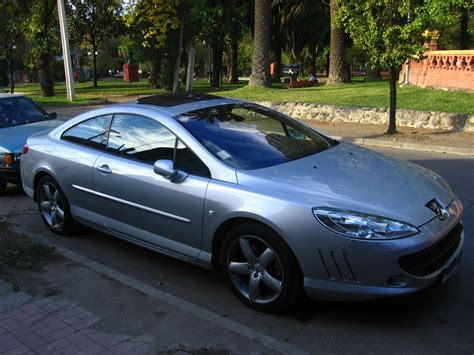 2008 Peugeot 407 Coupe Pictures Information And Specs