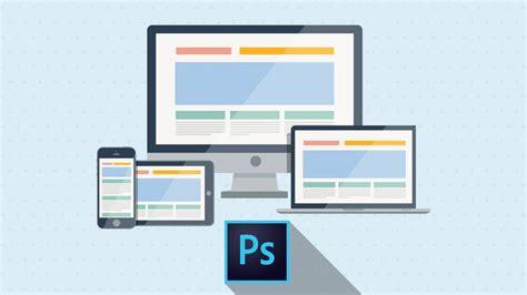 tutorial responsive web design photoshop photoshop cc for responsive web design udemy