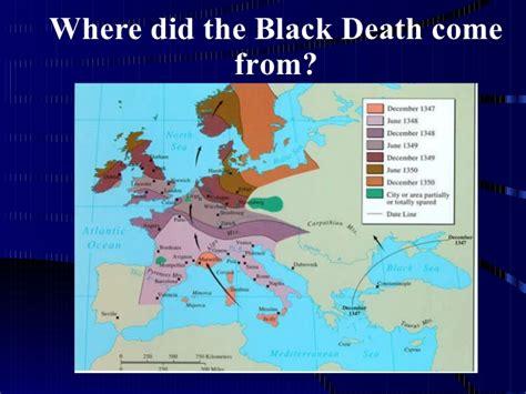 black death 100 years war