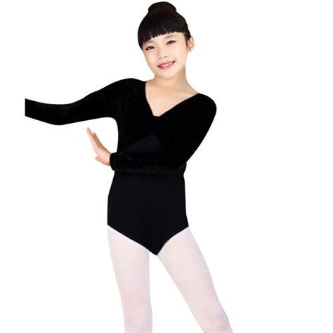 Tf Costume Bodysuit Sleeve 1 sale sleeve ballet gymnastics bodysuit leotard cotton costumes