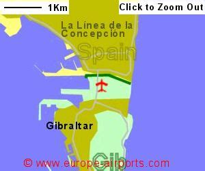 gibraltar airport, gibraltar (gib) guide & flights
