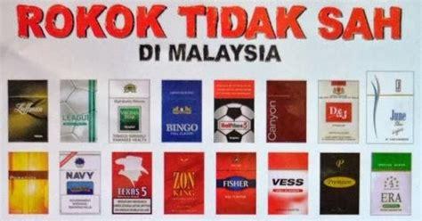 rokok di malaysia sharetogether rokok seludup