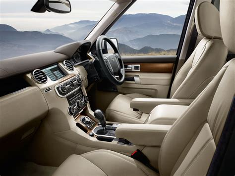 lr4 land rover interior review 2010 land rover lr4 the truth about cars