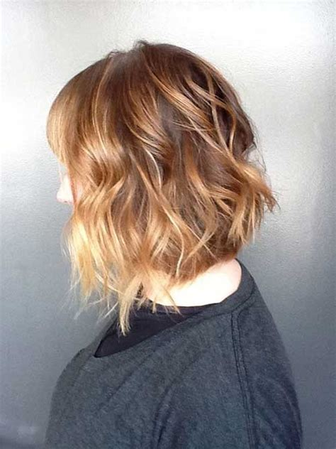 layered beachy medium length haircut 40 beachy waves short hair short hairstyles 2016 2017