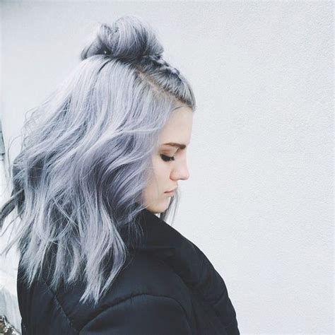 beautiful colored hair beautiful bun colored hair curly hair
