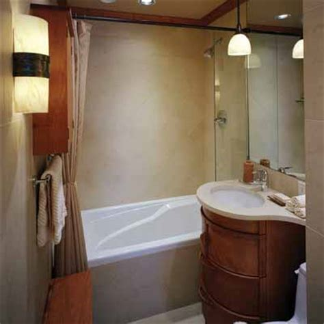 small and simple 13 big ideas for small bathrooms this