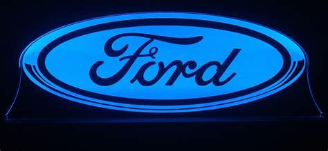 logo ford 2017 ford logo jb edgelit signs