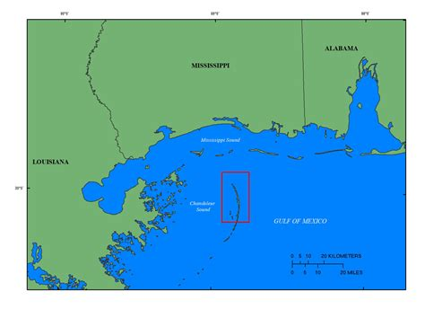 louisiana barrier islands map introduction usgs data series 848 coastal bathymetry