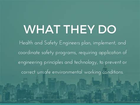 health  safety engineers  dummies