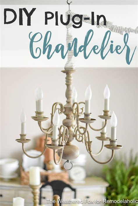 plug in chandelier girls room dining room plug in 25 best ideas about plug in chandelier on pinterest
