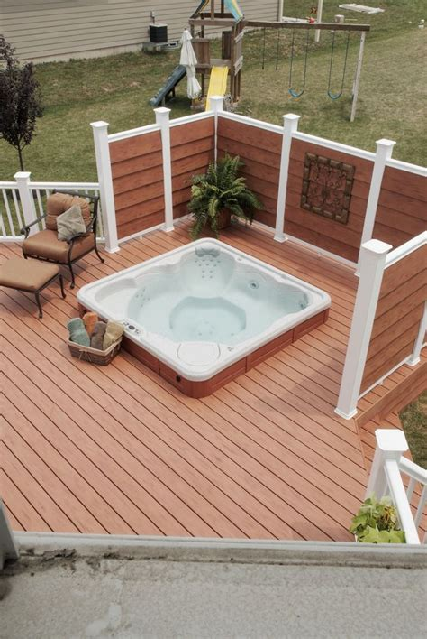 hot tub privacy curtains hot tub privacy screen pictures to pin on pinterest