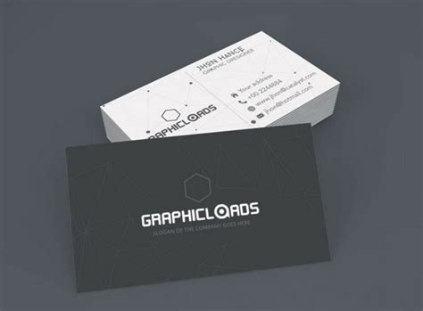 best visiting card templates top 18 free business card psd mockup templates in 2018