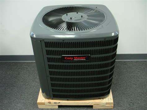 5 ton 13 seer cozy master central ac gsx130601 air conditioning condenser ebay