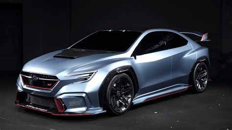 subaru concept cars subaru viziv performance sti concept is awesome but don t