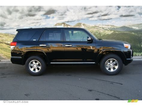 Toyota 4runner Sr5 2012 Black 2012 Toyota 4runner Sr5 4x4 Exterior Photo 56466656