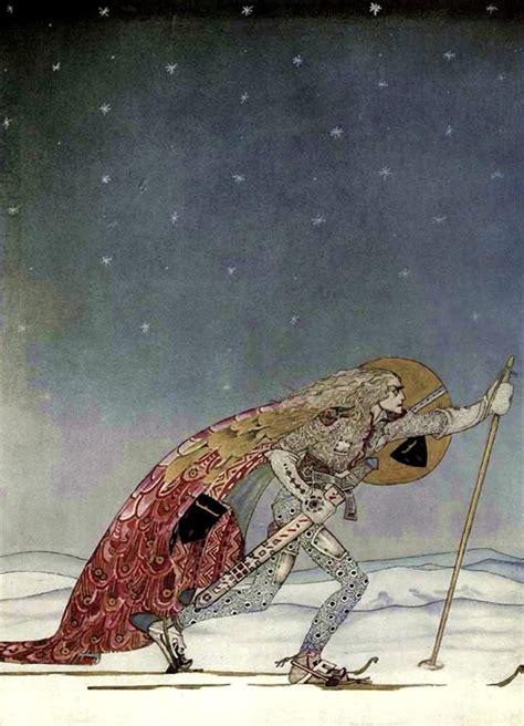 kay nielsen east of the golden age of illustration ocolshit