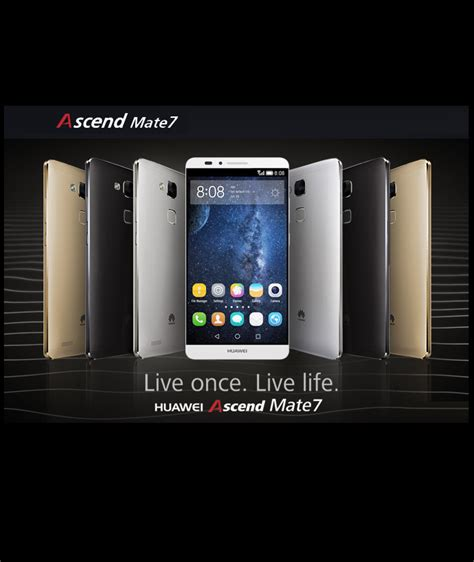Hp Huawei 6 Inch huawei unveils the 6 inch ascend mate7