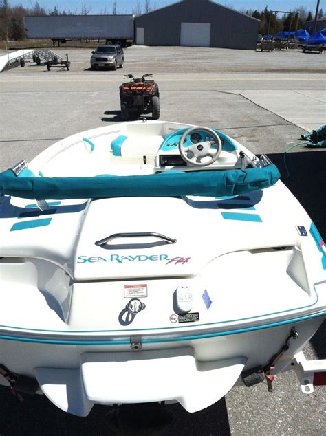 sea ray jet boat f 14 sea ray sea rayder f14 1996 for sale for 4 100 boats