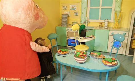la casa di peppa la casa di peppa pig a leolandia patatofriendly