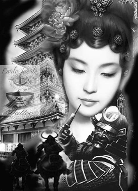 tattoo geisha realista digital art tattoo geisha tattoo japanese tattoo