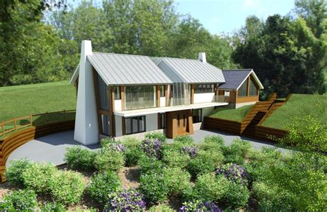 Home Plans With Wrap Around Porch new house plum architects
