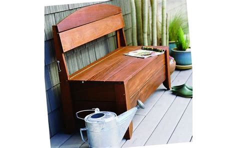 beautiful outdoor storage bench plans woodwork city