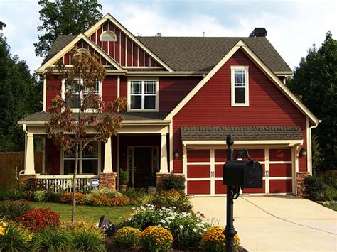 red house fabulous front yards from hgtv fans landscaping ideas