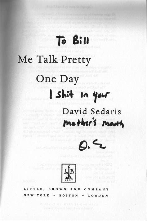 Writing Better Essays David Rogers by David Sedaris Essay