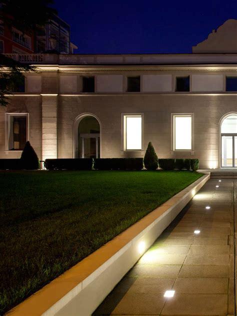 Outdoor Floor Lights Outdoor Floor Lighting Led Property All About Home Design Jmhafen