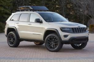 Best Tires For 2011 Jeep Grand Jeep Grand Ecodiesel Trail Warrior Concept