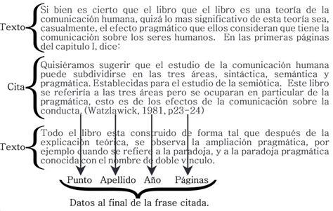 ejemplo de ensayo con formato apa 6 normas apa para trabajos escritos y documentos gu 237 a paso