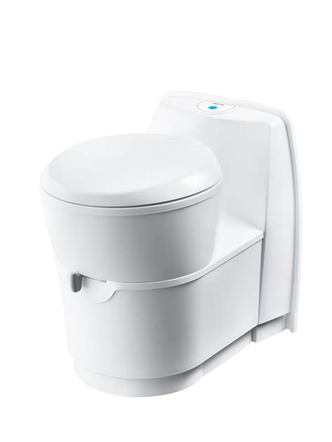 C220 Cassette Toilet | Space-Saving Toilet That Rotates ... Lock And Key Parts