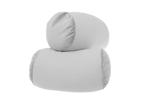somerset home cumulus microbead pillow walmart com mini microbead pillow neck roll bolster pillows 1 piece