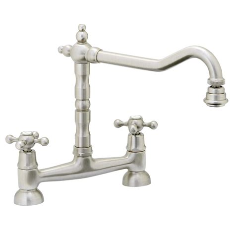 bridge taps kitchen sinks abode melford bridge kitchen mixer tap at1045 sinks