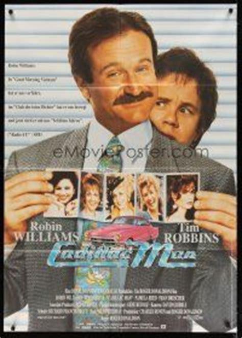 Robin Williams Car Salesman by 7k303 Cadillac German 33x47 90 Robin Williams As Car