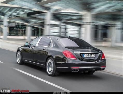mercedes maybach s600 comes to india launch soon team bhp