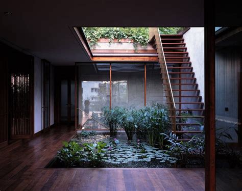 House With Central Courtyard | 10 stunning structures with gorgeous inner courtyards