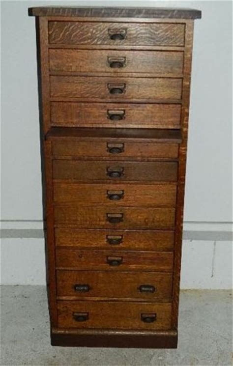 map drawer cabinet antique oak 12 drawer map chest jeweler watchmaker cabinet