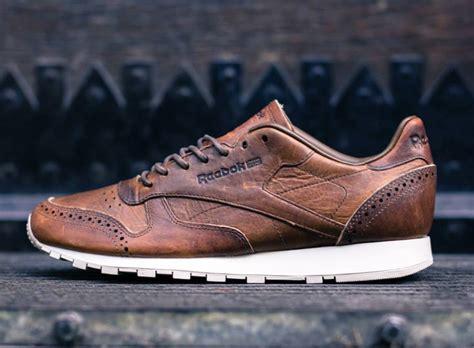 Terbaru Reebok Furylite Classic 29 reebok classic leather quot brogue pack quot sneakernews