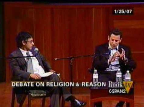 7 Arguments On The View by Reza Aslan Vs Sam Harris Debate Part 01