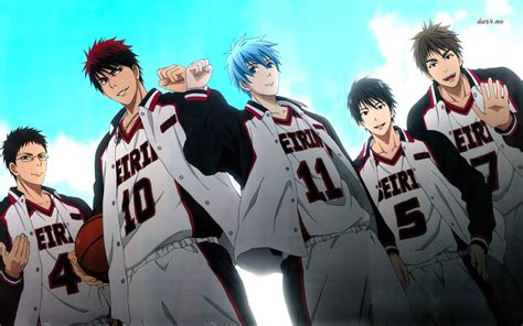 anime basket kuroko s basketball gets anime movie daily anime art