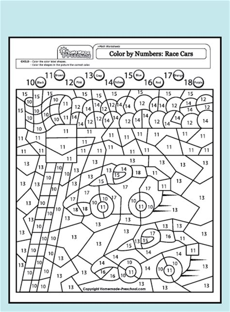 color by numbers coloring book for race cars mens color by numbers race car coloring book color by numbers books for volume 2 books free coloring pages of number 10 20 with words