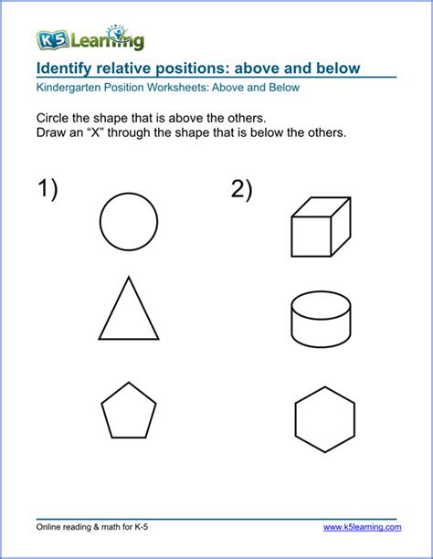 K 5 Worksheets by K5 Math Worksheets Abitlikethis