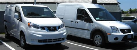 Nissan Transit by 2013 Nissan Nv200 Similar To The Ford Transit Connect