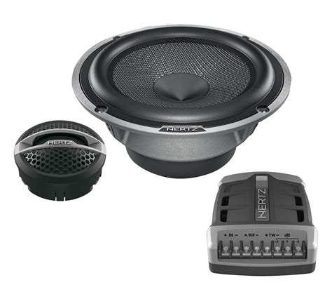 Speaker Hertz Hsk 165 hsk 165 xl hertz hienergy car audio speakers system