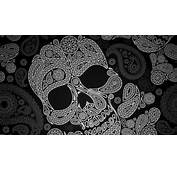 Mexican Skull Wallpaper  WallpaperSafari